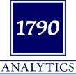 1790 Analytics – IP Analytics, Data Mining, Big Data Solutions Logo